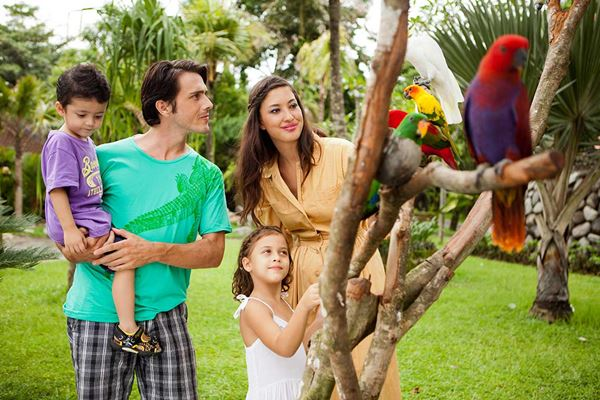Bali Zoo ticket admission foreigner